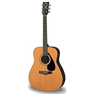 Yamaha F310P2 Full Size Acoustic Guitar Basic Start Pack – Natural