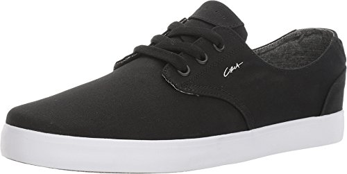 Circa Men's Harvey Black/White/Gum Athletic Shoe