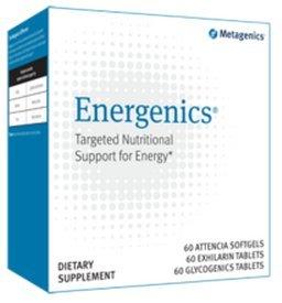 Metagenics - Energenics, 30 Count