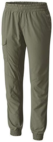 Columbia Women's Silver Ridge Pull On Pants, Cypress, Medium x Regular
