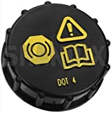 Genuine Volvo 31317214, Brake Fluid Resevoir Cap