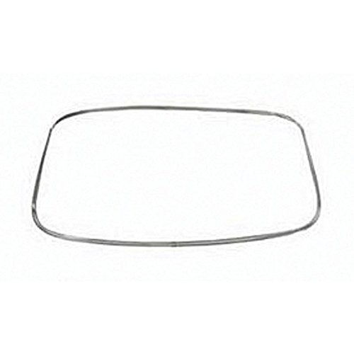 Rear Glass Molding - Eckler's Premier Quality Products 33145018 Camaro Rear Glass Molding Kit