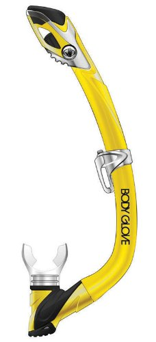 Body Glove Jr. Vapor Pro Snorkel (Yellow) ()