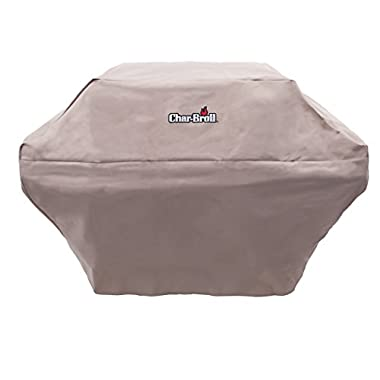 Char Broil 8696597 Grill Cover, 58 , Taupe