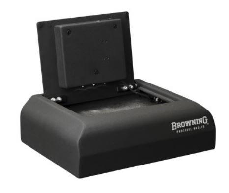 Browning PV500 Pistol Vault w/Biometric Keypad,Textured Black 1601100232 by Browning (Image #1)