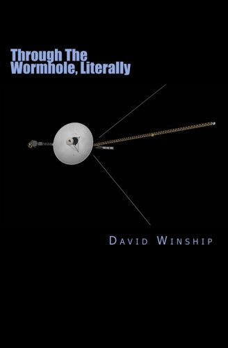 Book cover image for Through The Wormhole, Literally