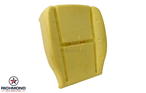 - Richmond Auto Upholstery 2007 Chevy Silverado 3500HD 3500 HD LT LS Driver Side Bottom Replacement Seat Foam Cushion