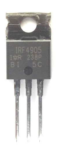 IRF4905 IRF4905PBF Trans MOSFET P-CH 55V 64A 3-Pin TO-220AB Infineon