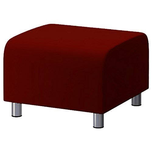 Changing Sofas Vino 100% algodón Funda de Recambio para IKEA ...