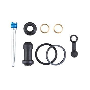 for 16-17 Honda CRF1000L 7 Line Galfer Front /& Rear Brake Line Kit