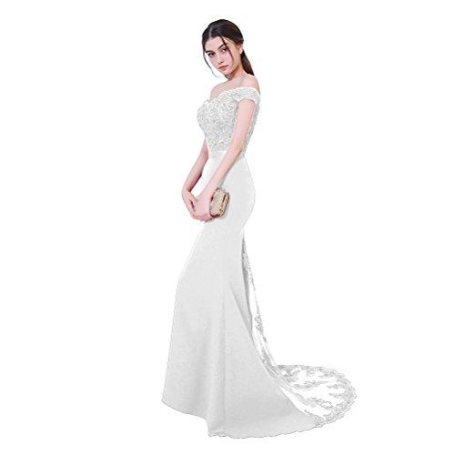 Aiyana - Vestido - Sin mangas - para mujer plata