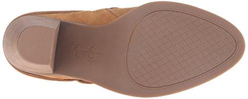 Jessica Simpson Womens Cerrina Ankle Bootie Honey Brown BFs0s
