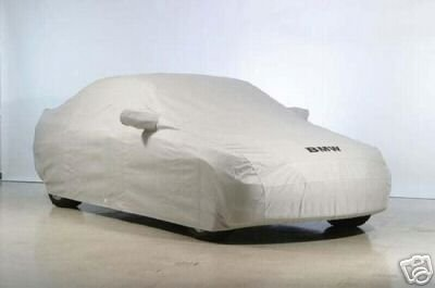 BMW 5 Series E39 Sedan Outdoor Car Cover Made With NOAH Breathable Material Fitting Model Years 1997 1998 1999 2000 2001 2002 2003