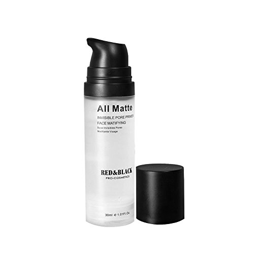 Sacelady Minimize Invisible Pore Face Primer Smooth Fine Lines Foundation Primer,Oil-Control Makeup Primer Gel (Size:1.01Fl Oz , Color: Transparent)