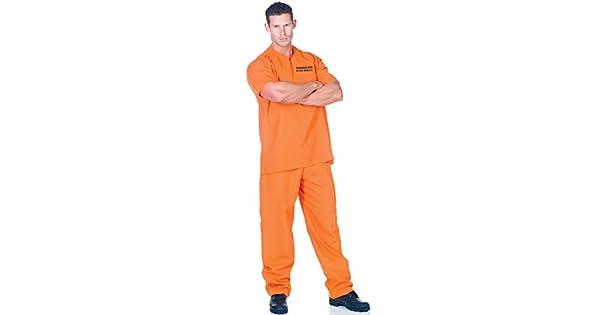 Amazon.com: Preso Cárcel Preso naranja Pública delincuente ...
