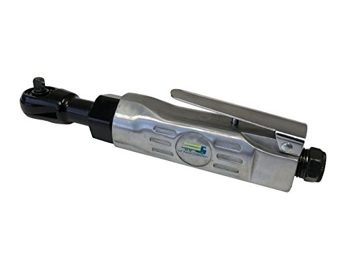 Portable Handheld Air Ratchet Air Wrench Air Tool (150 RPM) ()