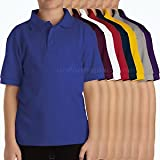 Classroom Uniforms Short Sleeve Polo