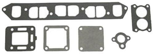 Sierra International 18-4367 Exhaust Manifold Gasket for Mercruiser Stern Drive - Exhaust Gasket Manifold
