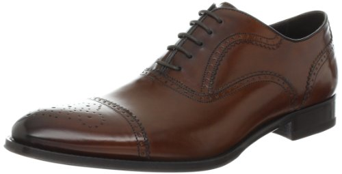Men's To Boot New York Cap Toe Oxford, Size 11 M - Brown