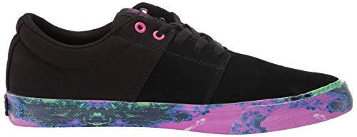 Basses Supra Adulte Black Mixte Stacks Acid neon Sneakers Vulc Ii aHqIa