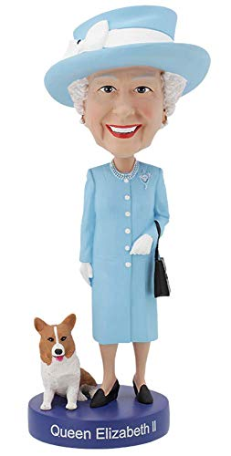 (Royal Bobbles Queen Elizabeth II)