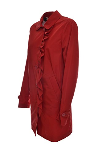 Rojo Abrigo Abrigo Geospirit Abrigo Mujer Geospirit Rojo Mujer Para Rojo Para Mujer Geospirit Para AF4Hx