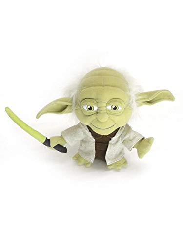 Comic Images Super Deformed Yoda Plush Toy ()