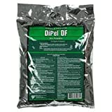 Dipel DF Biological Insecticie BT 54% 5 LBS.