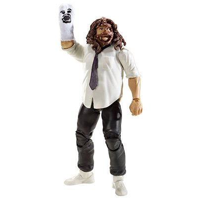 WWE Series 17 Elite Collector Mankind Figure ()