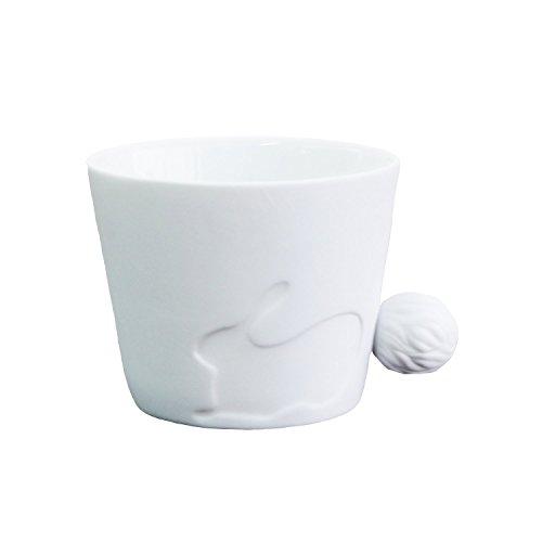 Kinto Mugtail Mug cup Rabbit 16240 from Japan by Kinto
