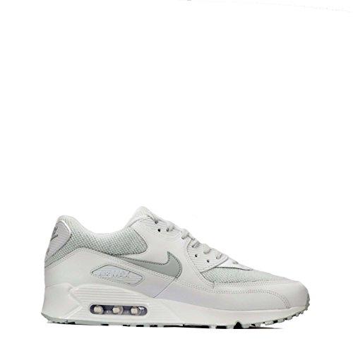Nike Nike Air Max 90 Essential, Sneaker uomo White/Pure Platinum 46 EU