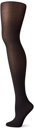 HUE Women's Opaque Sheer to Waist Opaque - Nylon Tights Sheer