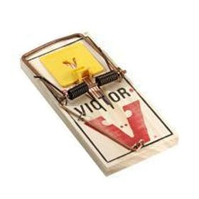 VICTOR MOUSE TRAP M325 (M-7) PROFESSIONAL CASE OF 72 TRAPS ()