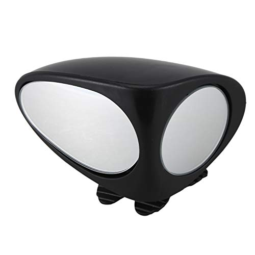KESOTO 2x Blind Spot Mirror Sway Rotate Wide Angle Rear View Mirror HD Glass for SUV Car Truck Van Traffic Safety Rearview Convex Adjustable Side Mirrors