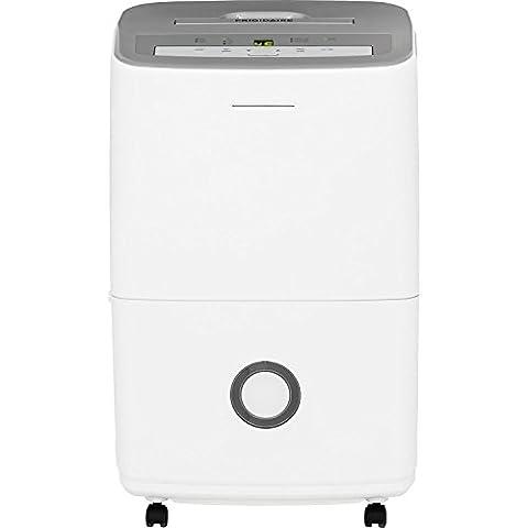 Frigidaire FFAD7033R1 70-Pint Dehumidifier with Effortless Humidity Control, White (Hisense Dehumidifier)