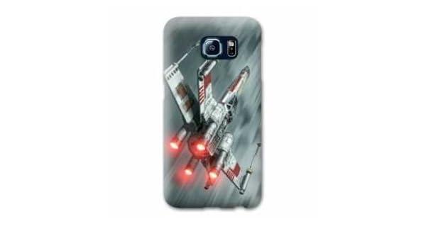 Amazon.com: Case Carcasa Samsung Galaxy S6 EDGE Star Wars ...