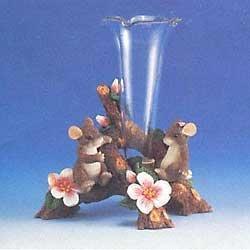 Loves Expressions Bud Vase ()