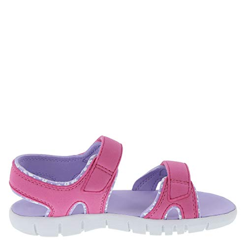 Image of Zoe and Zac Girls' Parker Double Strap Sport Sandal