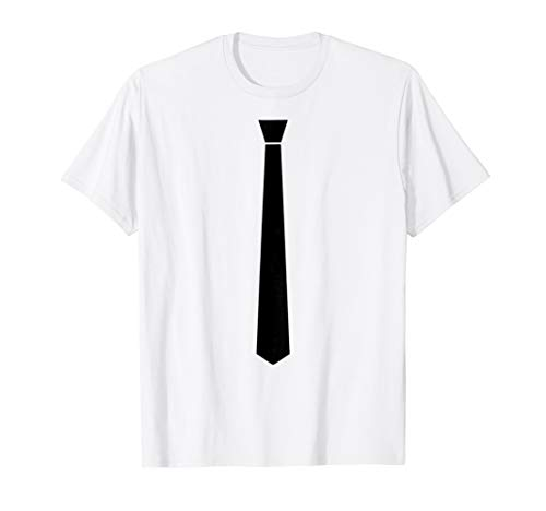 (Oversized Neck Tie Shirt Halloween Costume)