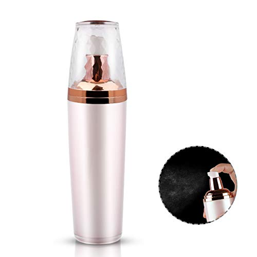 Mist Spray Bottle, Yebeauty120ml/4oz Ultra Fine Mist Spray Bottles, Refillable Makeup Travel Mist Bottle for Cosmetic Skincare Lotion Perfumes-Light Pink -