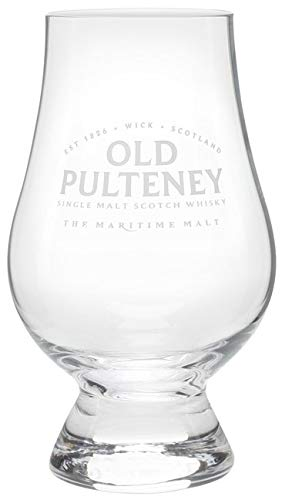 OLD PULTENEY LOGO GLENCAIRN SINGLE MALT SCOTCH WHISKY TASTING ()