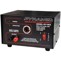 Pyramid - 13.8V Power Supply (Pyramid 10 Amp)