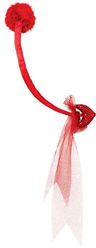 (Rubie's Women's Devil Tail, Red, One)