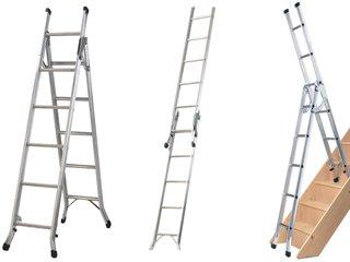 Abru 27016 Arrow 3 Way Ladder Abru Werner