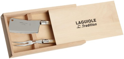 Set Pearl Cheese (SCIP Laguiole Mother of Pearl Cheese Set)