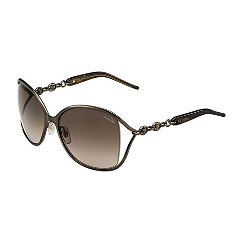 Gradient Brown Bronze - Gucci Women's Twist Sunglasses, Bronze/Brown Gradient, One Size