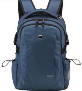 CinCin Cruz Bolsa de hombro hombre Mochilas Gran Volumen Equipaje Suiza Saber hembra coreano Wave Azul azul: Amazon.es: Deportes y aire libre