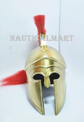 Greek Corinthian Helmet By Nauticalmart