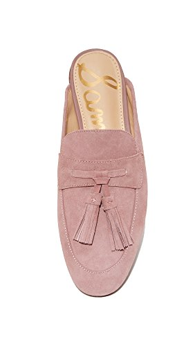 Paris M Black Mauve Pink Sam Edelman Mule Women's US 10 EWRqB