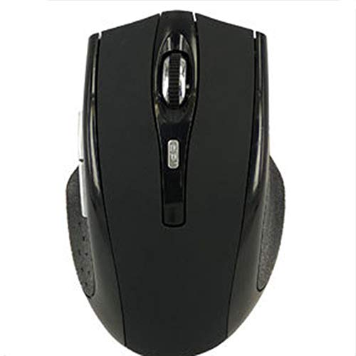 Wireless Mouse Rechargeable Slient Laptop Business Office 2.4G Wireless Mouse black